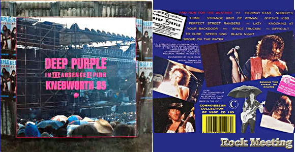 deep purple in the absence of pink knebworth park 22 6 85