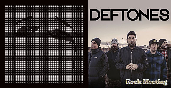 deftones ohms nouvel album genesis single et video clip
