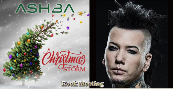 dj ashba a christmas storm le nouveau single de l ancien guitariste des guns n roses video clip