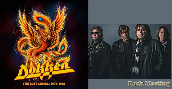 dokken the lost songs 1978 1981 nouvel album step into the light nouveau single
