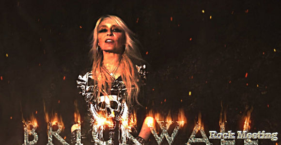 doro devoile un nouveau titre brickwall video clip