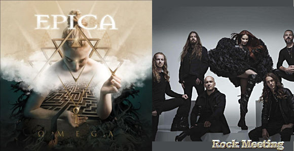 epica omega nouvel album abyss of time nouveau single et video clip