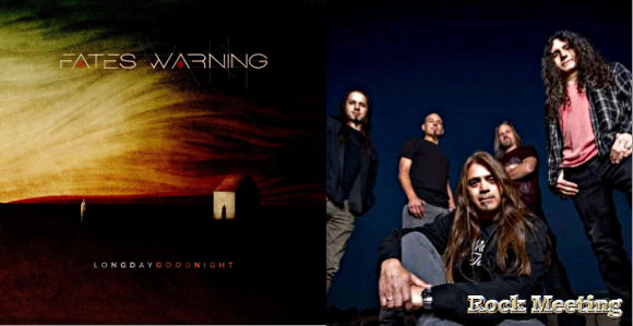 fates warning long day good night nouvel album scars video