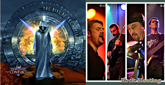 final conflict the rise of the artisan nouvel album
