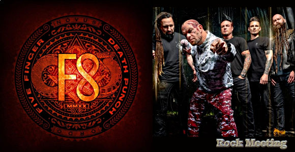 five finger death punch f8 le nouvel album pour le 28 fevrier