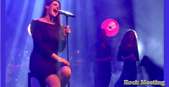 floor jansen la chanteuse de nightwish a demarre sa tournee en solo videos