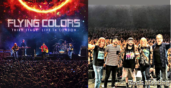 flying colors third stage live in london