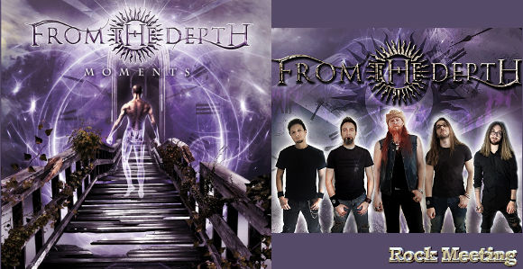 from the depth moments nouvel album immortal single et video
