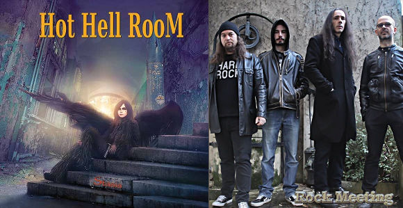 hot hell room stasis le nouvel album pour le 14 fevrier