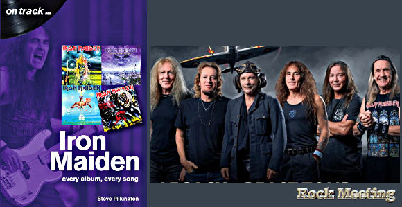 iron maiden every album every song book available in paperback nouveau livre par steve pilkington