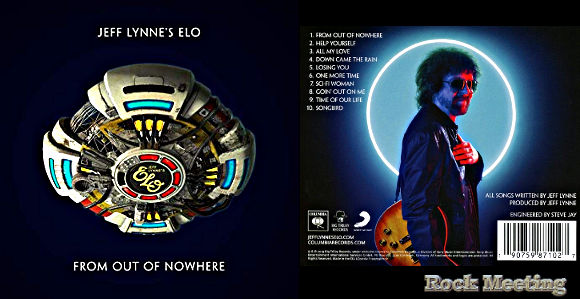 jeff lynne s elo from out of nowhere la chronique