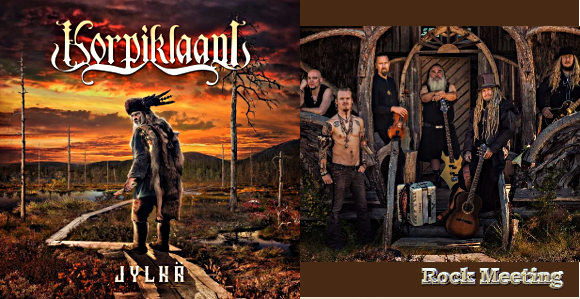 korpiklaani jylha nouvel album sanaton maa video clip