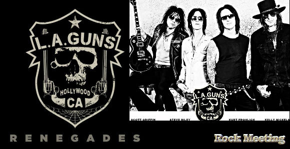 la version de l a guns de steve riley sortira l album renegades le novembre 2020
