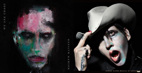 marilyn manson we are chaos nouvel album single video