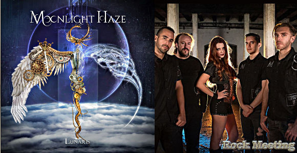 moonlight haze lunaris nouvel album
