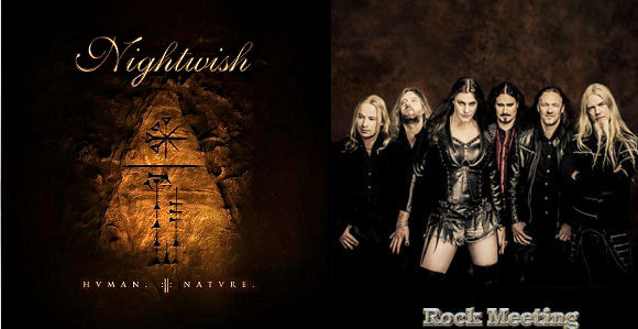 nightwish human ii nature le nouveau double album pour avril