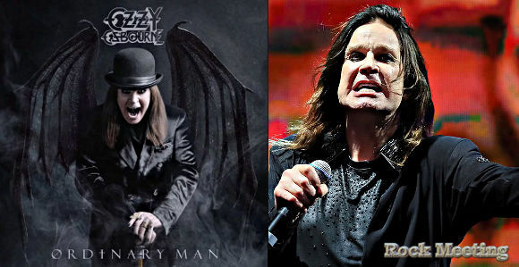 ozzy osbourne ordinary man nouvel album