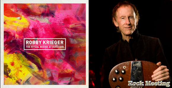 robby krieger the ritual begins at sundown nouvel album dr noir titre devoile video