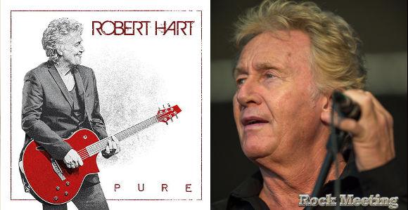 robert hart pure nouvel album pour le chanteur de manfred mann s earth band company of snakes bad company