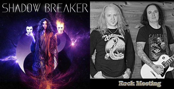 shadow breaker shadow breaker nouvel album eponyme