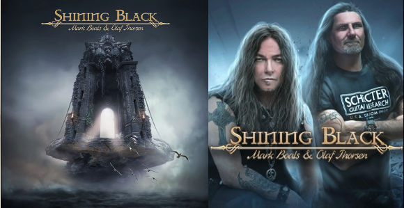shining black s t nouvel album eponyme avec mark boals