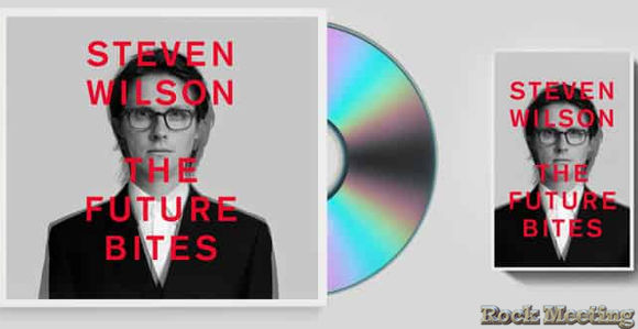 steven wilson the future bites