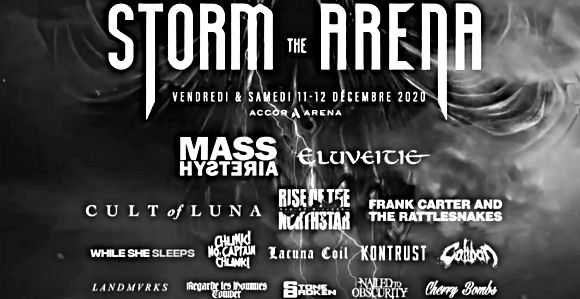 storm the arena un festival metal indoor a l accor arena paris 11 12 decembre 2020 mass hysteria