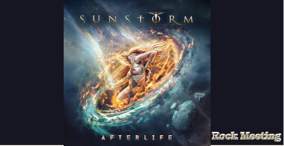 sunstorm afterlife nouvel album