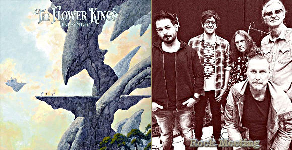 the flower kings islands nouvel album broken single et video