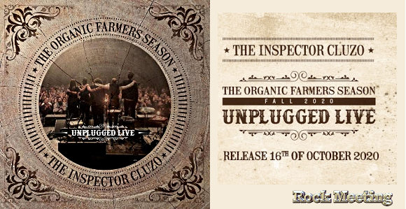 the inspector cluzo the organic farmers season unplugged live