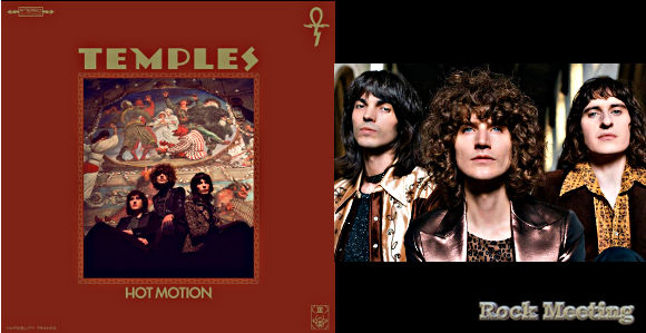 the temples hot motion
