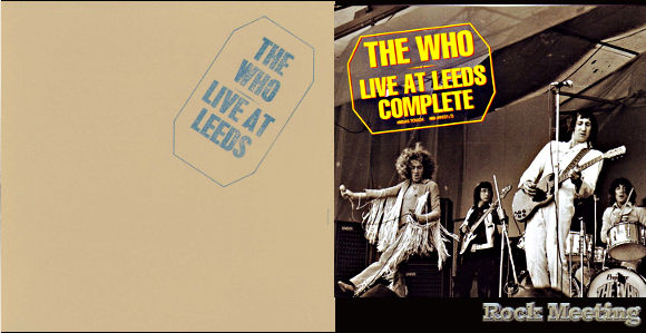 the who live at leeds chronique