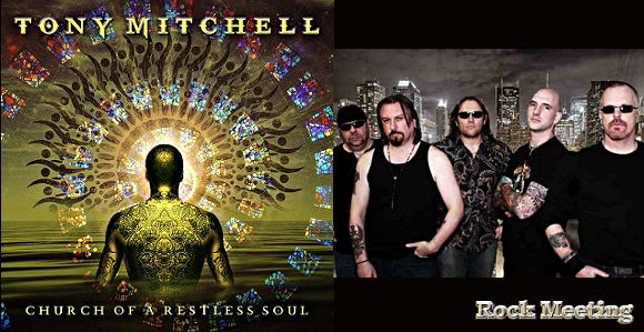 tony mitchell church of a restless soul nouvel album electric video clip