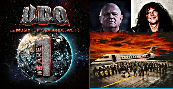 u d o we are one la video avec les anciens membres d accept udo dirkschneider peter baltes et stefan kaufmann