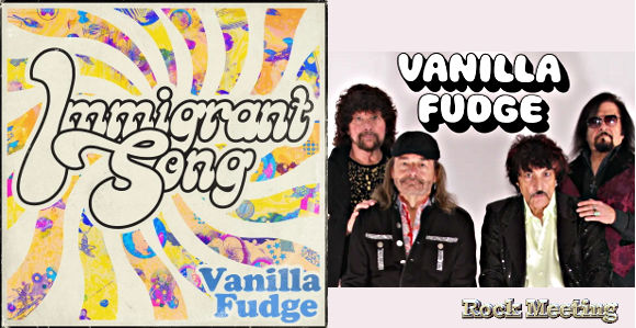 vanilla fudge the supreme vanilla fudge nouvel album nouvelle reprise de immigrant song de led zeppelin video