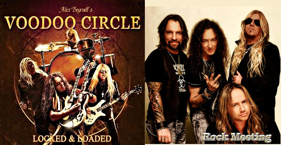 voodoo circle locked loaded nouvel album devil with an angel smile video
