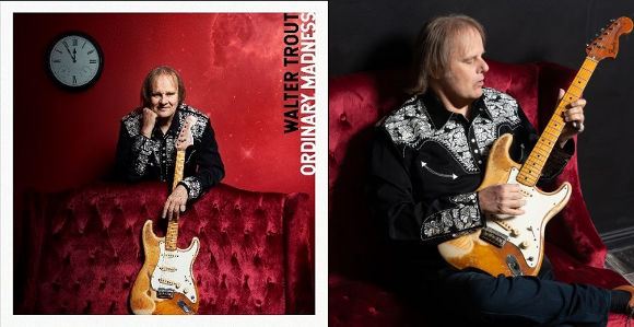 walter trout ordinary madness