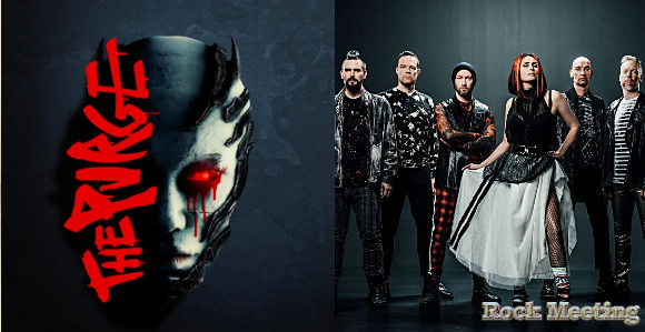 within temptation the purge nouveau single et video