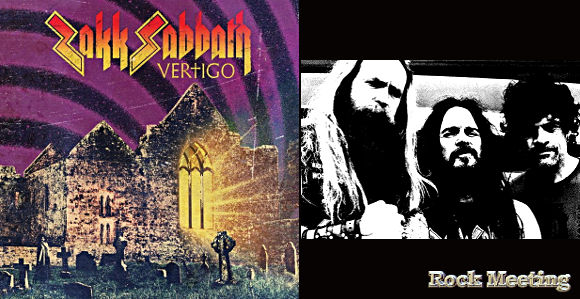 zakk sabbath vertigo l ep en hommage au 1er album de black sabbath artwork et video 2