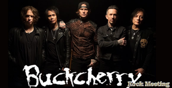 buckcherry breaking down the barricade le nouvel album enregistre en moins de 10 jours