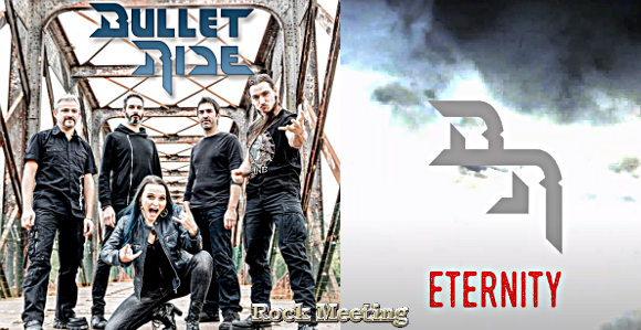 bullet ride at the gates of hell nouvel album eternity video