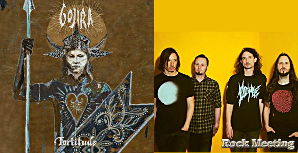 gojira fortitude nouvel album born for one thing video