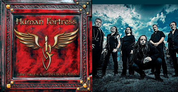 human fortress epic tales untold stories nouvel album pray for salvation video