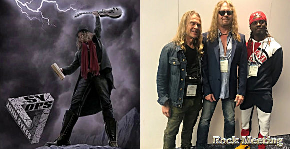 john sykes sy ops nouvel album dawning of a brand new day video