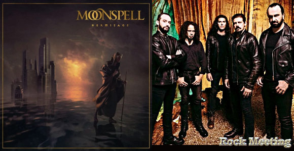 moonspell hermitage nouvel album all or nothing video