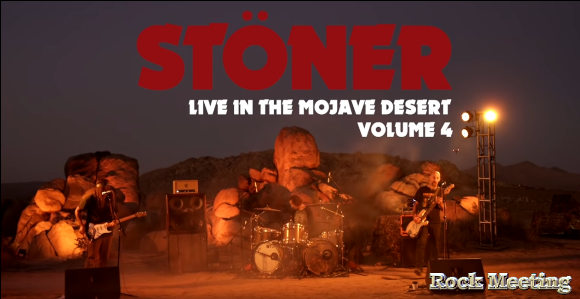 stoner les anciens membres de kyuss brant bjork et nick oliveri en concert video