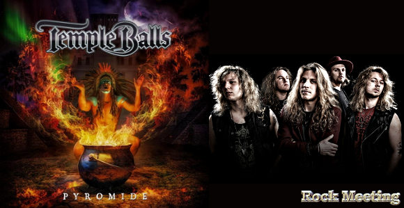 temple balls pyromide nouvel album