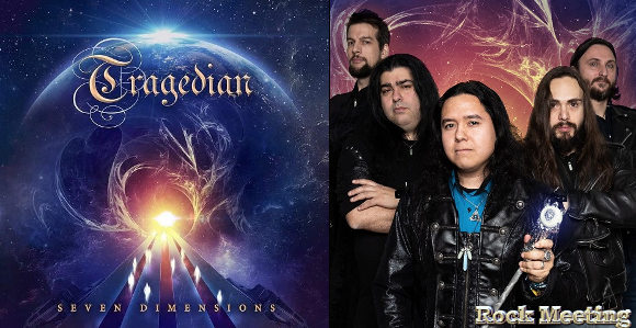 tragedian seven dimensions nouvel album bringer of dreams video