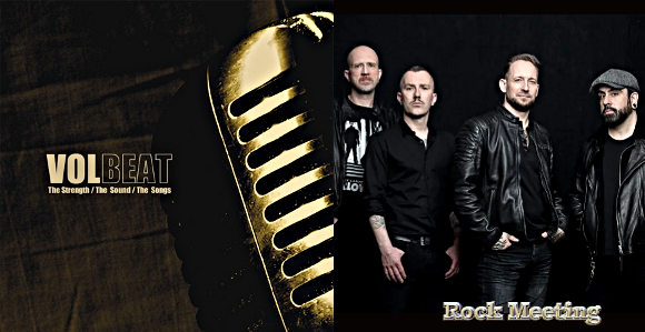 volbeat the strength the sound the songs reedition deluxe du 1er album pour ses 15 ans