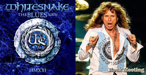 whitesnake the blues album nouvelle compilation steal your heart away video